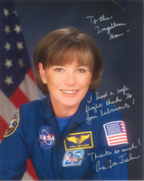 Astronaut Anna Fisher: The First Mom in Space had a safe flight thanks to our lubricants