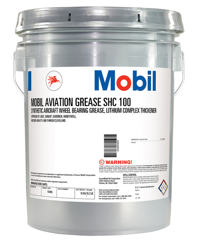 Mobil Aviation Grease SHC 100 - order online