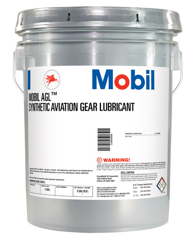 Mobil AGL- Synthetic Aviation Gear Lubricant - order online