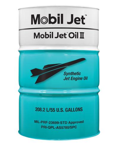 Mobil Jet Oil II - order online - ExxonMobil Aviation